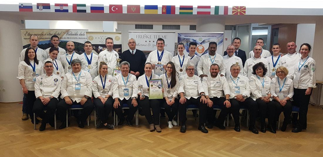 kulinarska federacija srbije